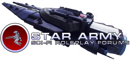 Star Army Space Roleplay Logo