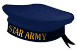 Star Army Cap, Type 32