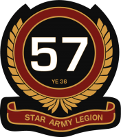 57th Legion Patch
