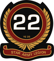 22nd Legion Patch