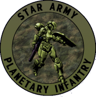 Planetary infantry patch