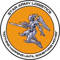 Star Army Logistics Emblem