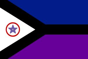 Flag of Asura