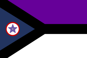 Flag of the Jiyuu System