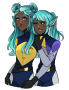 stararmy:2017_janna_and_hanna_madsen_by_hyeoii.png