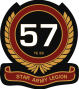 stararmy:symbols:patches:57th_legion_patch.png